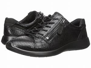 Ecco Size Conversion Chart Ecco Soft 5 Zip Sneaker At Zappos Com