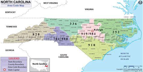carolina phone code carolina area codes map of carolina area codes