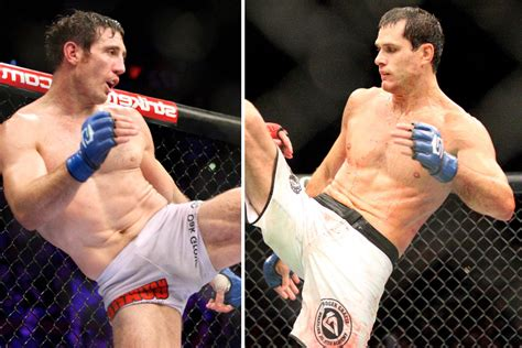 ufc  fight card tim kennedy  roger gracie preview