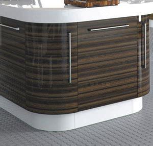 curved plinth  kitchen units custom  kitchens  bedrooms