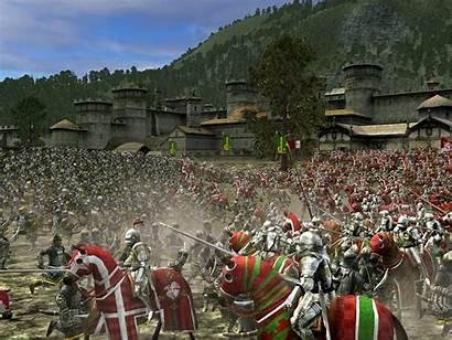 Medieval War Total Ii Rome Kingdoms Games