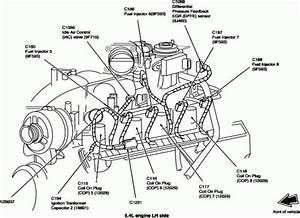 2000 Ford Expedition Vacuum Diagram