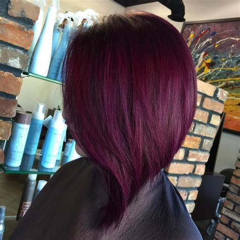 20 Plum Hair Color Ideas For Your Next Makeover Hair And
