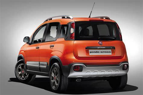 Panda Fiat by 2014 Fiat Panda Cross Adds More Rugged Looks