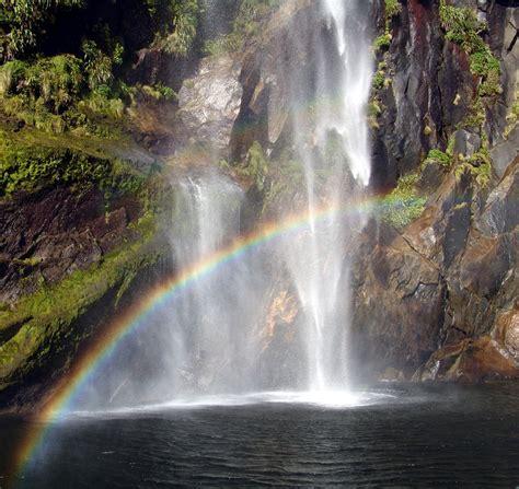 Panoramio  Photo Of Waterfall & Rainbow