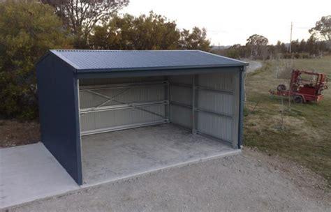 small wood sheds  sale steel single  twin bay farm