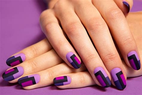 Latest Fake Nails Designs Ideas For Girls