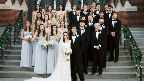Watch Out! Bridal Party Reacts To Photographer's Close
