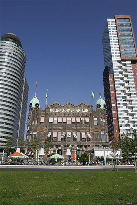 Ein Hauch Von Abenteuer Hotel New York In Rotterdam