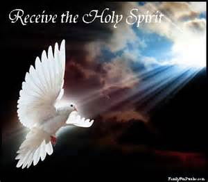 Receive The Holy Spirit Quot Pictures to pin on Pinterest