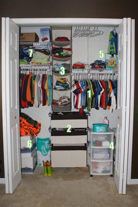 how to organize a kid s closet home