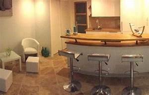 Bar D Appartement : appartement on the beach mont vernon saint martin pieds dans l 39 eau ~ Teatrodelosmanantiales.com Idées de Décoration