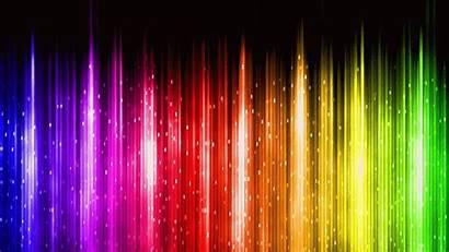 Colorful Rainbow Gifs Criollo Rain Animated Grieta