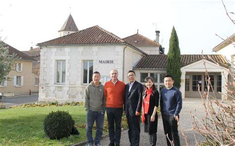 chambre de commerce charente reignac chambre de commerce chinoise en visite charente