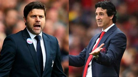 Premier League, Arsenal vs Tottenham Hotspur: Live ...