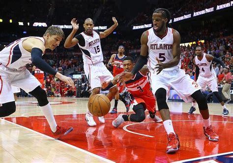 NBA Playoffs 2015: Atlanta Hawks vs. Washington Wizards ...