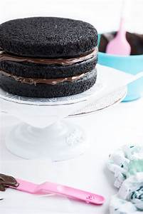 Dark & Dreamy Chocolate Fudge Layer Cake Sweetapolita