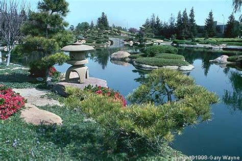 the donald tillman japanese gardens in nuys ca photo