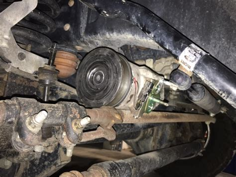 Compressor Failure Ford Truck Enthusiasts Forums