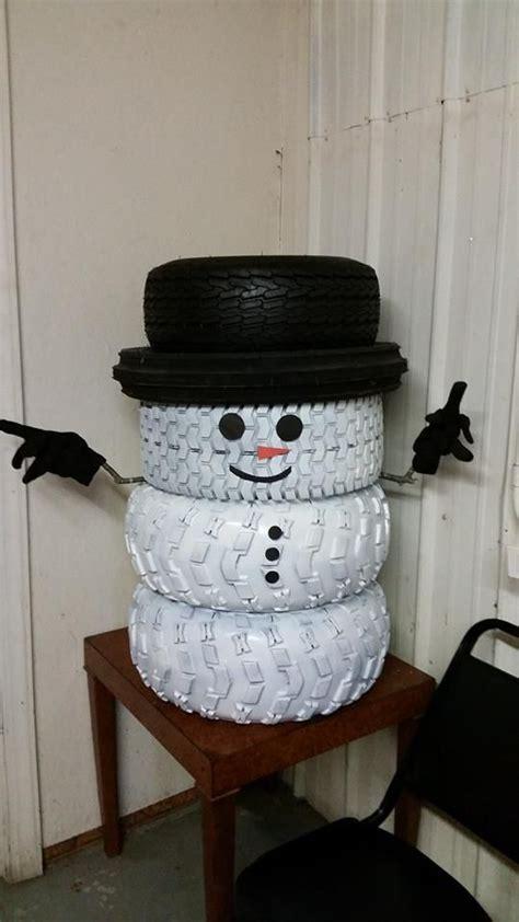 snowman      tires   shop hes