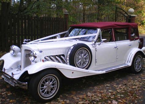 Vintage Wedding Car Hire Birmingham