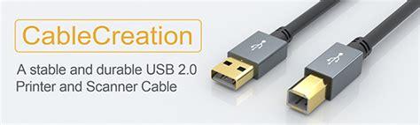 Amazon.com: USB Printer Cable, CableCreation USB 2.0 A