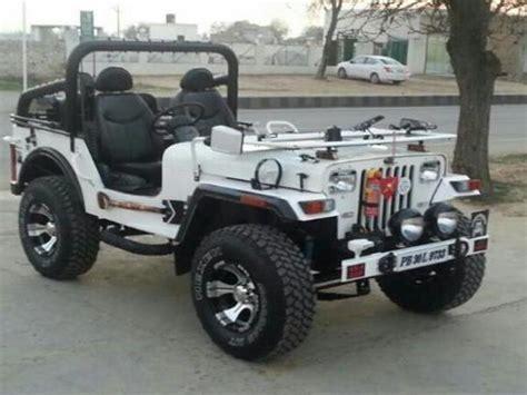 punjabi open jeep modified open jeep punjab mitula cars