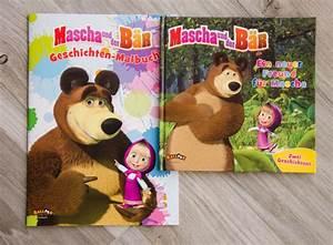 Bettwäsche Mascha Und Der Bär : mascha und der b r baby kind und meer ~ Buech-reservation.com Haus und Dekorationen