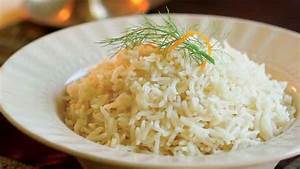 Orange-scented Rice Pilaf With Fennel - Recipe