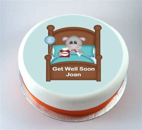 get a cake get well hippo cake kiss cakes