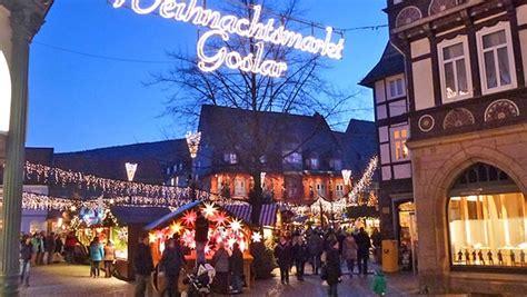 weihnachtsmarkt  goslar  ndrde ratgeber reise