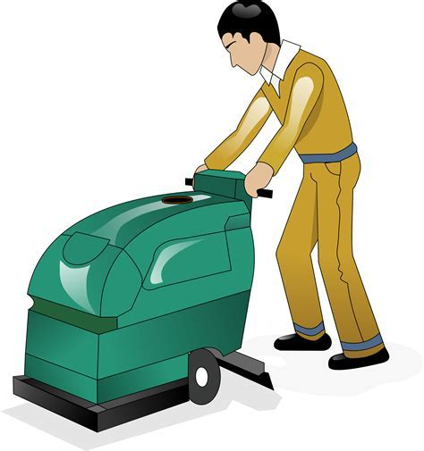 On Target Maintenance   Commercial floor cleaning services