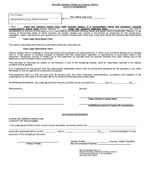 blank easement forms pimsleur german 1 pdf fill online printable fillable