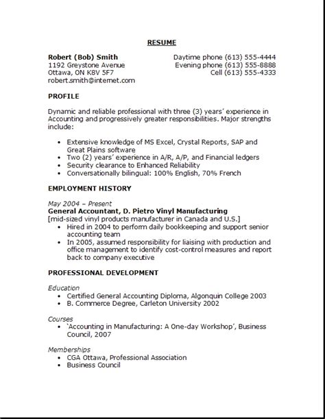 Examples Of Good Objectives For Resumes  Best Resume Gallery