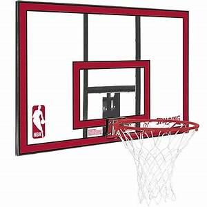 Panier Basket Mural : panier de basket nba spalding ~ Teatrodelosmanantiales.com Idées de Décoration