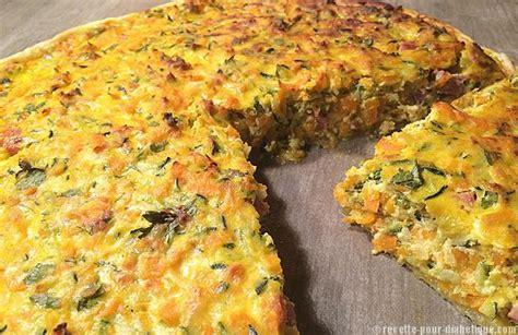 que cuisiner avec des carottes tarte aux courgettes et carottes à la ricotta
