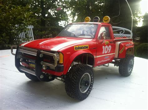 58028 toyota 4x4 up from dragster 1968 showroom toyota hilux 4x4 tamiya rc radio