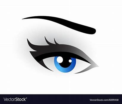 Eye Makeup Vector Royalty Vectorstock Vectors