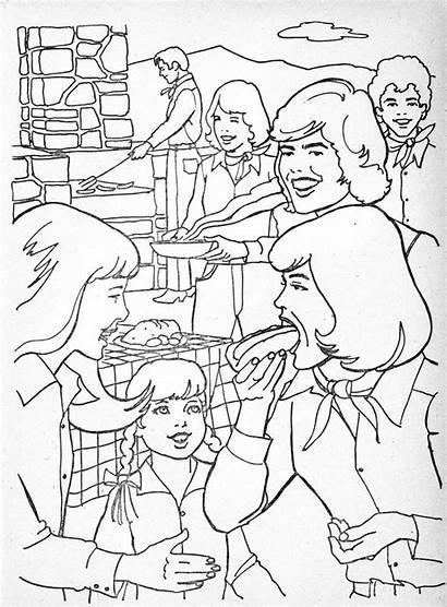 Coloring Books Odd Unsettling Crayola Flashbak Horrors