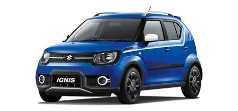 Gambar Mobil Suzuki Ignis by Harga Suzuki Ignis Terbaru 2019