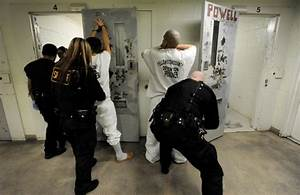 Criminal crush: Increasing number of inmates puts county ...