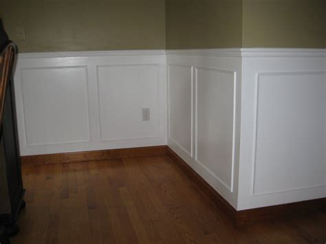 Panel Molding Wainscoting by Wall Panel Trim On Picking Up Nickels Panel Moulding