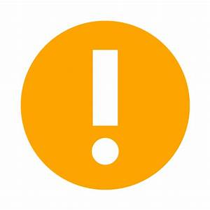 Warning Icon - Cliparts.co