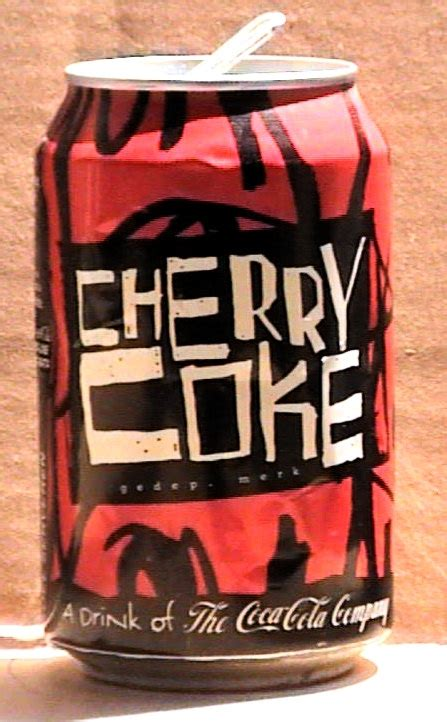 Cherry Coke Holland 1999 | Old and lovely Cherry Coke ...