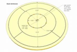 Crokinole board plans