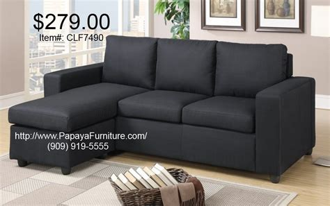 Small Black Loveseat by Small Black Fabric Sectional Sofa Set Modern
