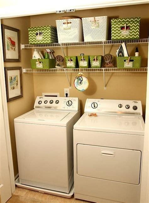 organizing a small laundry room laundry room inspiration
