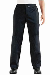 Pantalon Décontracté Homme : pantalon miami homme noir raye blanc ~ Carolinahurricanesstore.com Idées de Décoration
