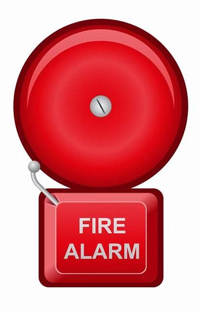 Alarm Fire Clipart Clip False Transparent Smoke