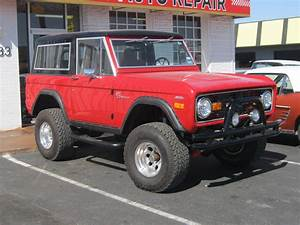 9 Things You May Not Know About First-Gen Ford Broncos - Wilson's Auto Restoration Blog